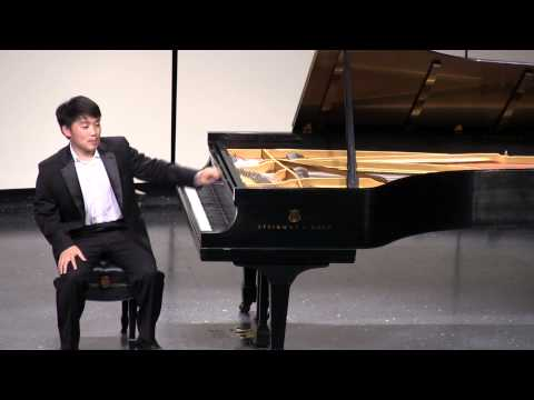 George Li plays Chopin, Rachmaninov and Liszt (encores from