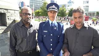 Supt Naila Hassan message to Chch