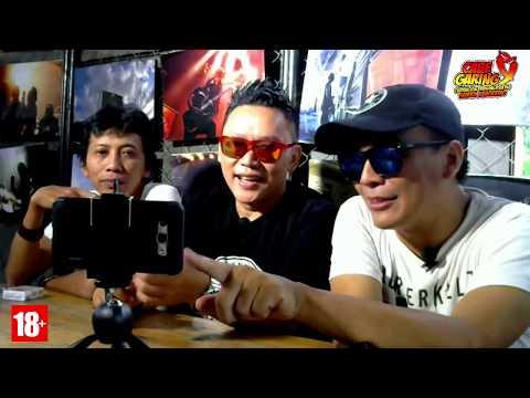 [Cabe Garing Live] Episode Budi Kusumah Maksa Jadi Bintang Tamu