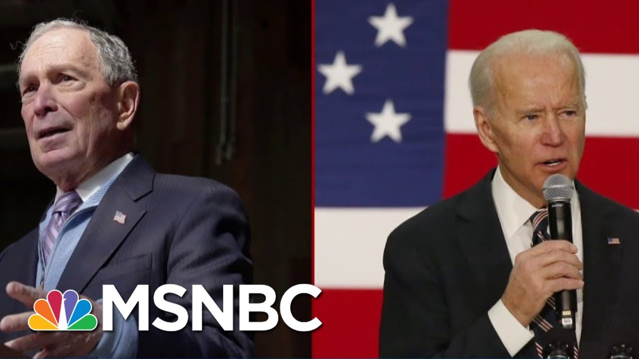 Bloomberg Camp. Mgr On Biden Rise: It's Dramatic & Real, But Primary Is Not Over | Deadline | MS