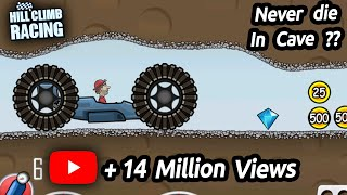 Hill Climb Racing - Never Die In Cave - The Garage Update thumbnail