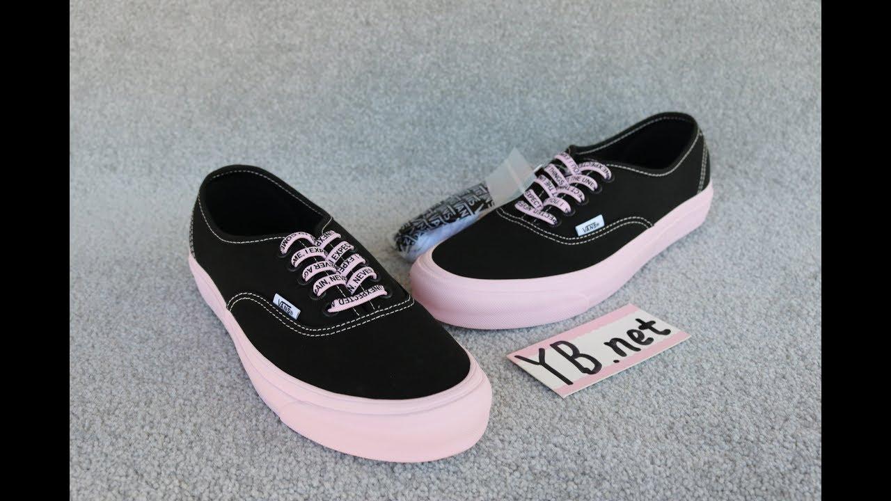 Vans OG Slip-On LX Wacko Maria Brown - Sneakers