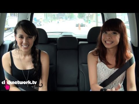 Kina Grannis Interview In The Backseat