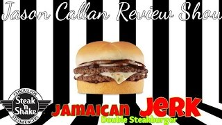 Steak 'n Shake Jamaican Jerk Double Steakburger & More Fun Stuff