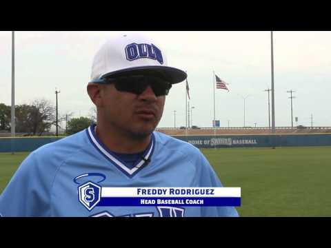 OLLU Baseball vs. Wiley College (3/25-26/2016)