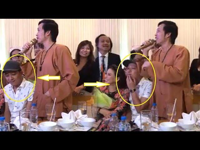 Hoài Linh bênh vực Nam Em, Trường Giang phản ứng ra mặt khi gặp đàn anh ở Hội đồng hương