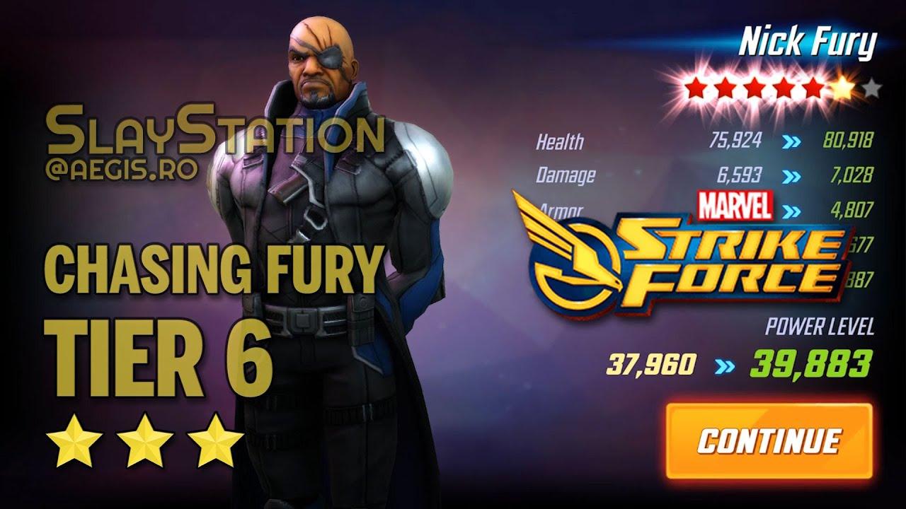 Nick Fury Beginner's Guide     Ægis