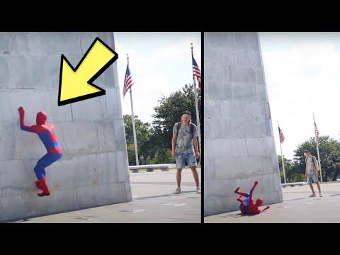 Spider-Man: Homecumming (Official Spider-Man Parody)