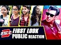 Salman Khan First Look From Race 3 | Public Reaction | Fans Excitement | Crazy Comments | Funny