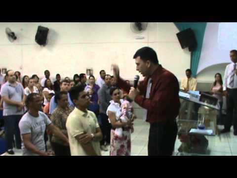 CRUZADA DE MILAGRES - Pastor Márcio Rodrigues ( Vinheta )