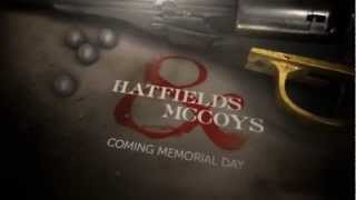 HATFIELDS & McCOYS - KEVIN COSTNER - MINI SERIES - HD