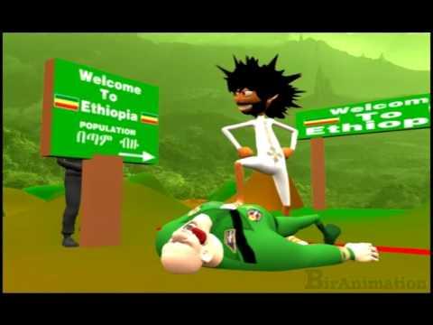 Ethiopian Comedy Animation,Aleka Abebe Episode 2 thumbnail