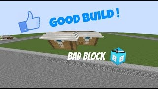 Good Build ep. 1- Serveur Bad Block / Ascentia ~ La construction