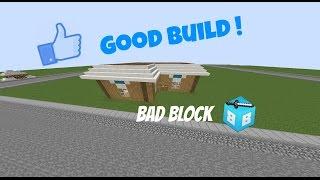 Good Build ep. 1- Serveur Bad Block / Ascentia ~ La construction