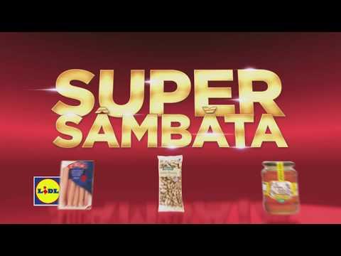 Super Sambata la Lidl • 6 Octombrie 2018