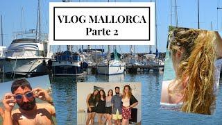 VLOG MALLORCA P.2   ¡Noche de San Juan y playas preciosas!   Tania Vidal
