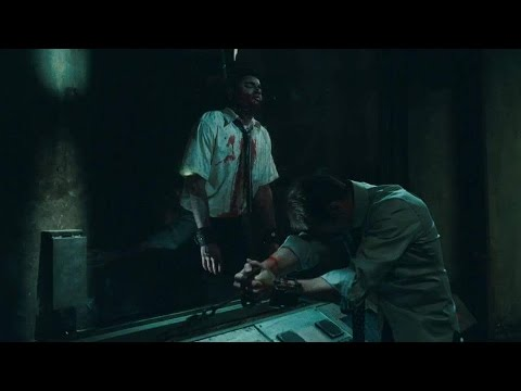 Saw 6 - The Gallows (Allen's Death Scene)
