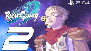 Rogue Galaxy PS4 - Gameplay Walkthrough Part 2 - Juraika Jungle [1080p 60fps]