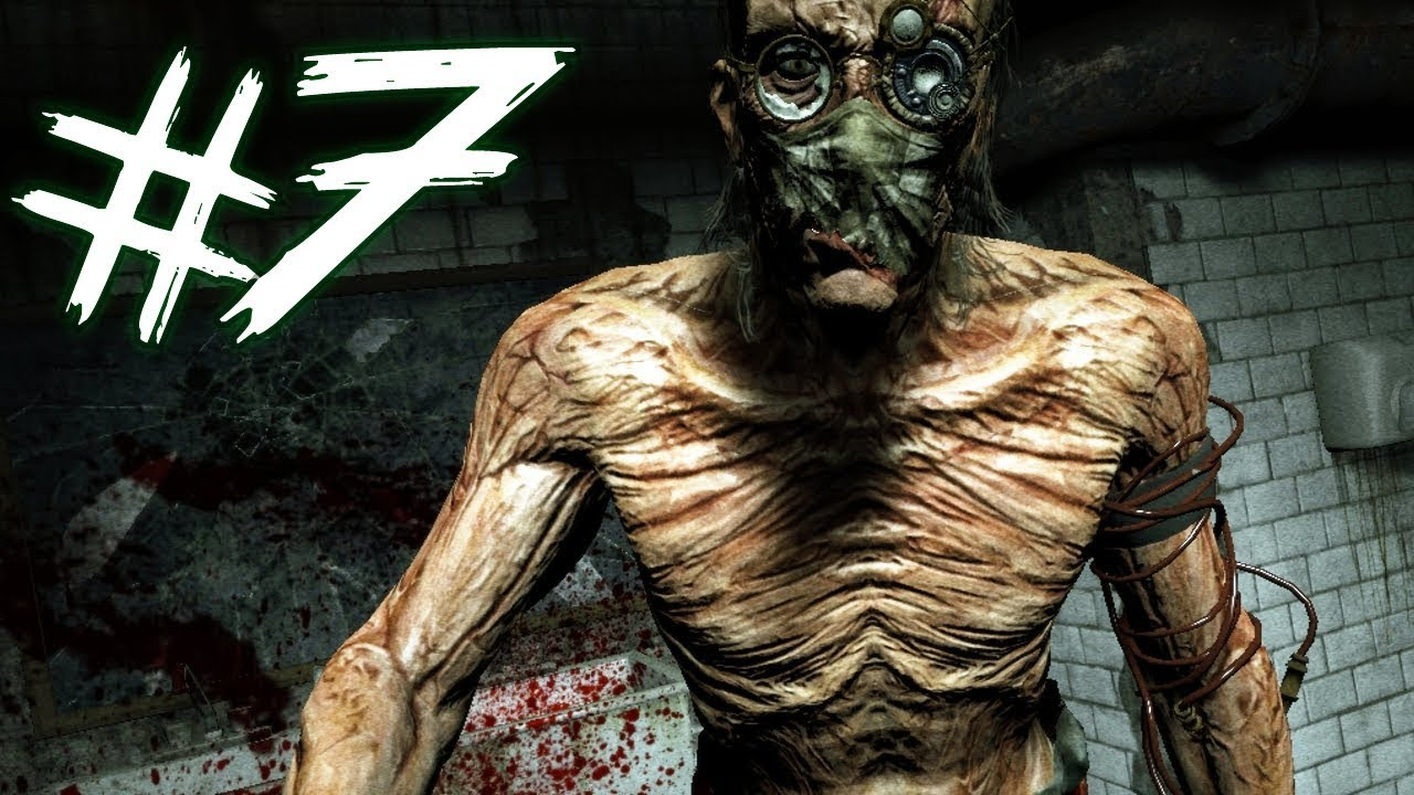 Let S Play Outlast Ps4 Part 7 Dr Satan Youtube