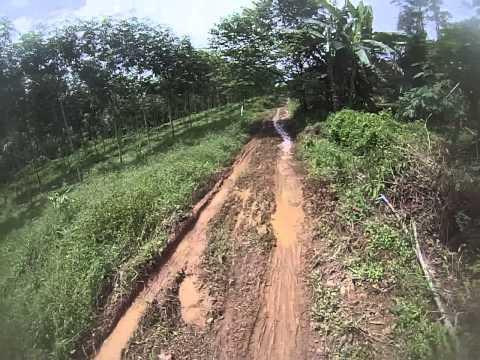 1/6 แข่งขันจักรยานเสือภูเขา อบจ.ชุมพรแอนด์หลังสวน เมาเท่นไบค์ ครั้งที่ 9 (27 ตุลาคม 2556)