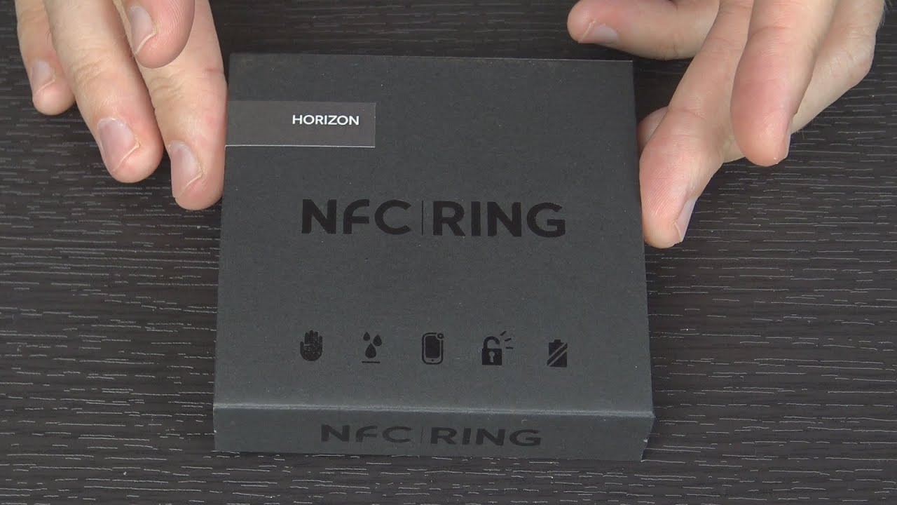2016 NFC Ring Unboxing and Hands On (Kickstarter Launching!)