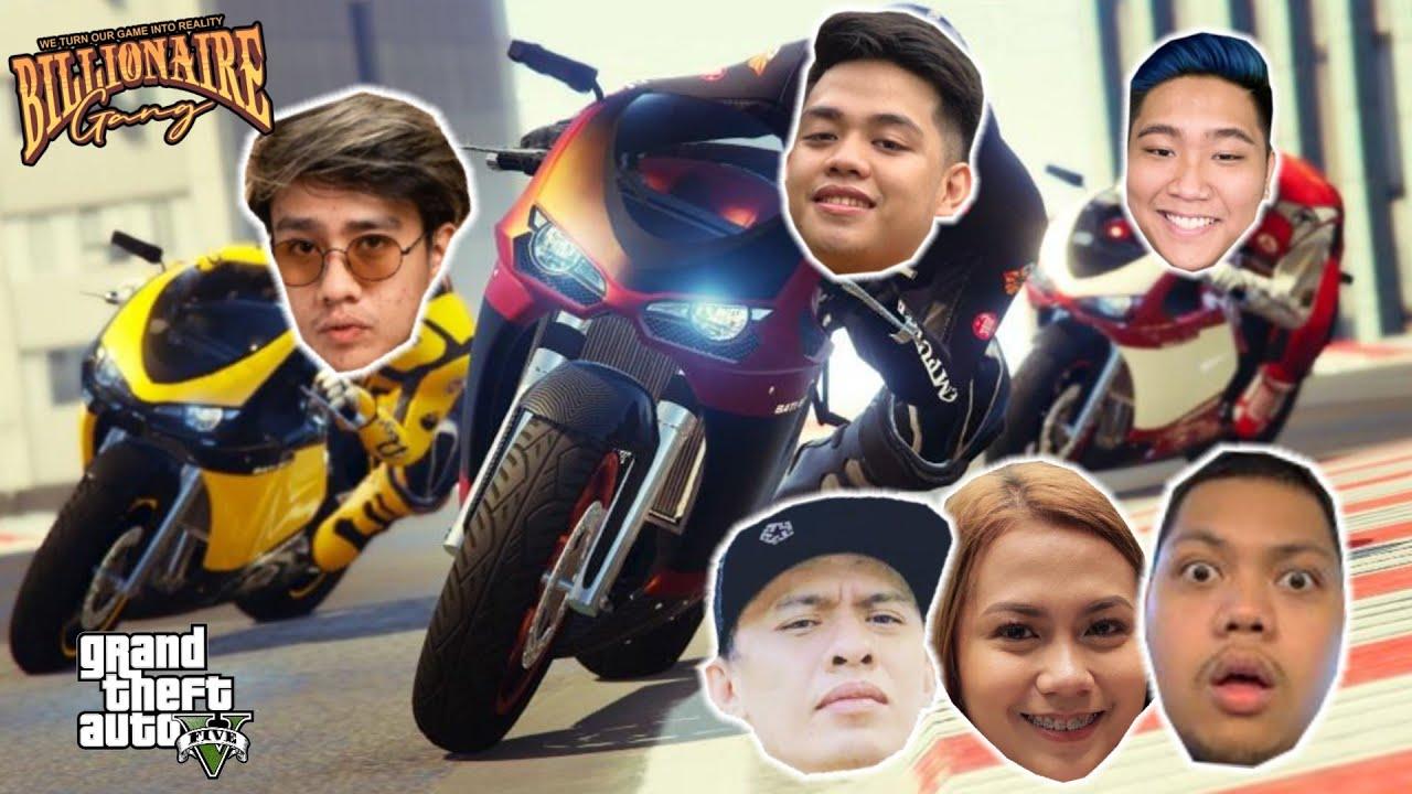 FASTEST Ninja Superbike Wins P10,000   Billionaire Gang