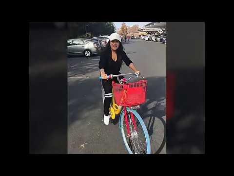 Neha Kakkar   In California   Google Games   Google Bike   Google Office Staff