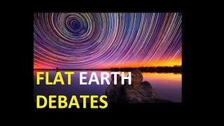 Flat Earth Debates - Eclipse Proof In the Works
