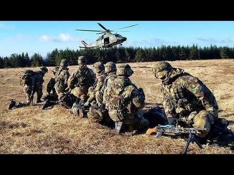 Irish Defence Forces Army Tribute Training  Video - 2016 HD - (IDF Recruitment Video)