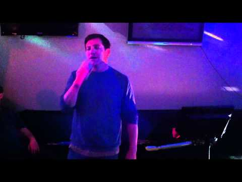 """When In Rome Karaoke by Derek - """"The Promise"""""""