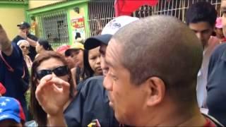 Una parranda fue la que le dio Capriles a Cabeza e'Mango