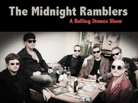 Rolling Stones Cover • Shine A Light • Midnight Ramblers Unplugged