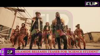 OLAMIDE RELEASES TEASER FOR 'SCIENCE STUDENT'