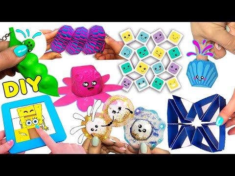 Как сделать игрушку антистресс своими руками