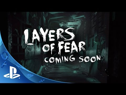 Layers of Fear - Announcement Trailer   PS4
