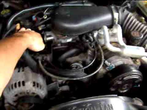 Wiring Diagrams Motor Vortec 4 3 V6 Blazer Youtube