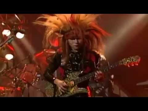 X JAPAN - Blue Blood Tour 爆発寸前GIG1989 (Live) Full screen 16:9