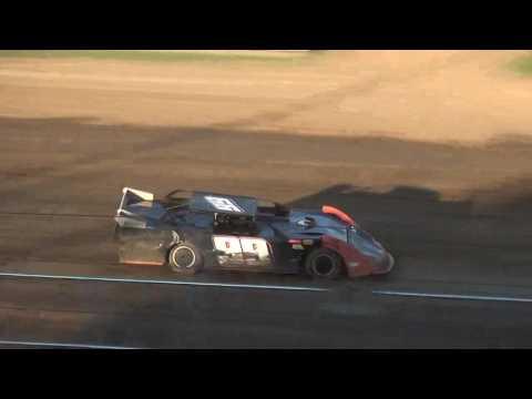 IMCA Late Model Heats Independence Motor Speedway 7/29/17
