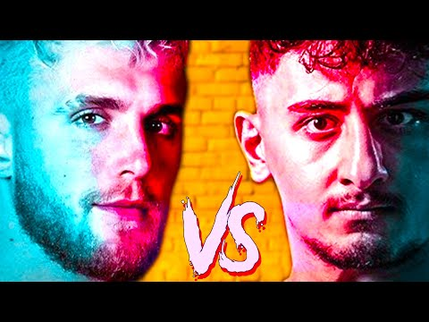 JAKE PAUL VS. KSI's FRIEND [Official Fight Trailer]