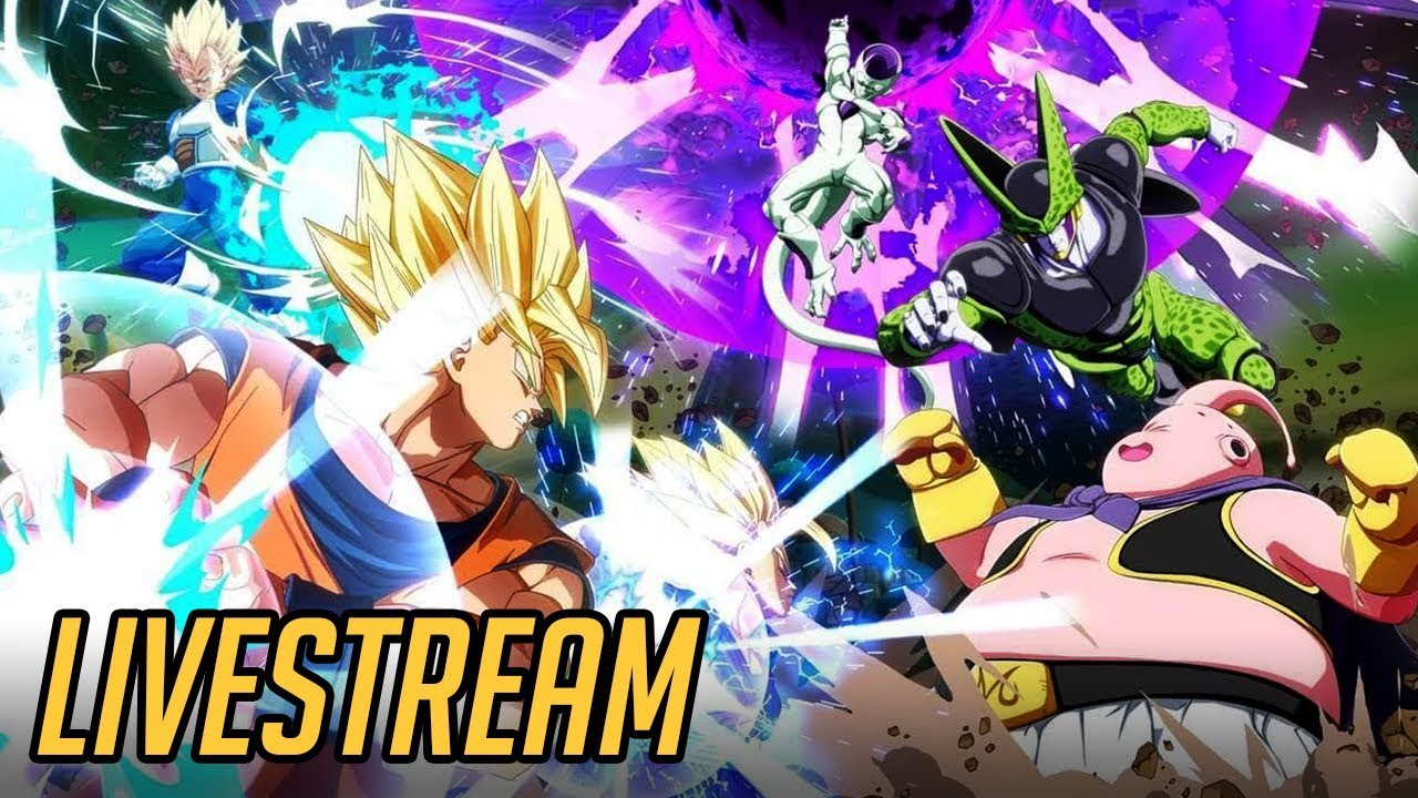 Nextgenowy MUGEN, czyli beta Dragon Ball FIGHTERZ – LIVESTREAM