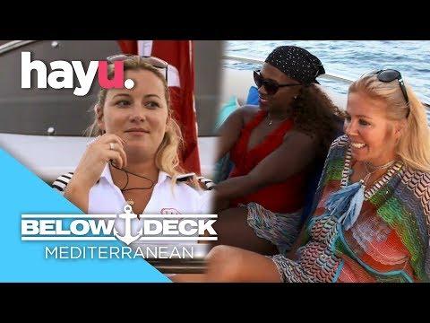 below deck mediterranean hannah and conrad dating