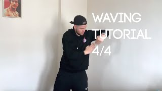 Waving Tutorial Video 4/4 - Wave Combos