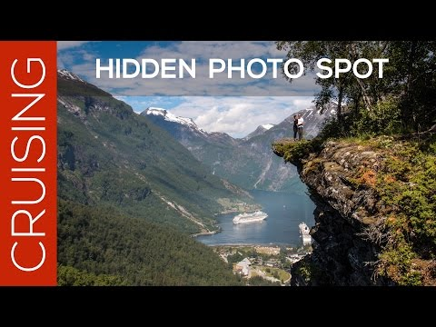 DAY 27 - HIKING TO THE BEST PHOTO SPOT IN GEIRANGER, NORWAY