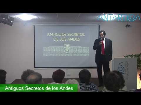 Antiguos secretos de Los Andes - ANTONIO PORTUGAL