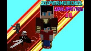 Sum 6.0 Ant Man & the Wasp(Minecraft Mod Showcase)(Legends Mod)Part 6