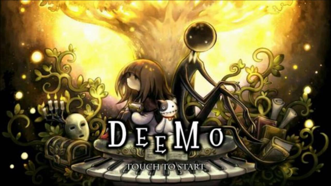 Deemo music game for iPhone & iPad 2018