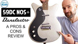 Danelectro DC 59M NOS+ Electric Guitar Review