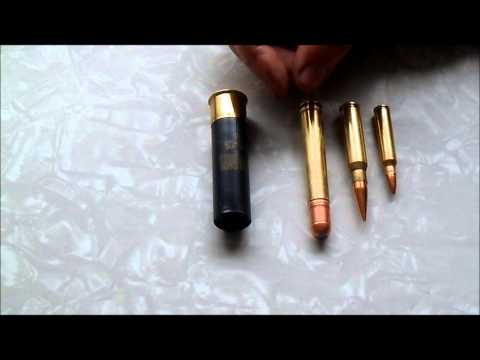 458 Winchester Magnum Review