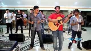 Punto Medio Popteño Banda - A Llorar A Otra Parte (En Vivo 2014)