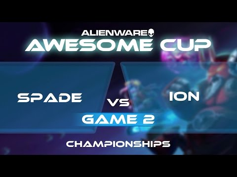 Spade vs ion - G2 - AAC2: Championships